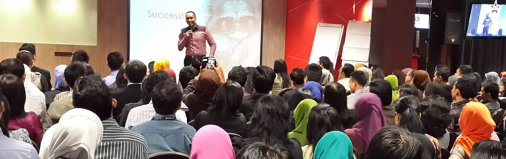 Pelatihan dan Training Public Speaking