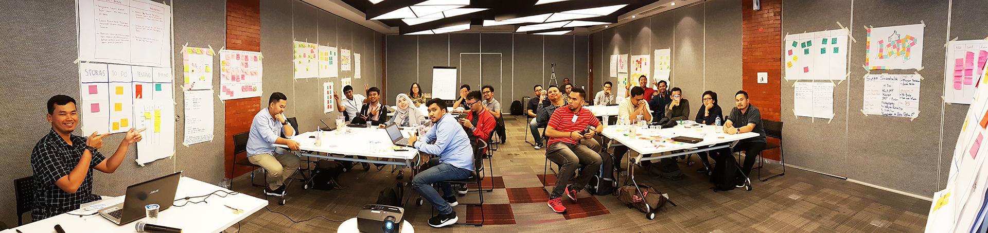 Training dan Workshop Perusahaan