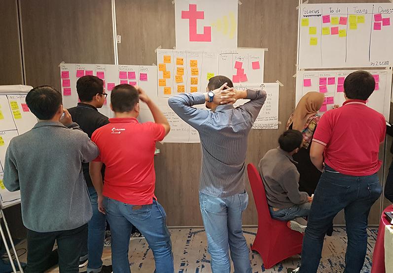 Aktivitas Training dan Workshop