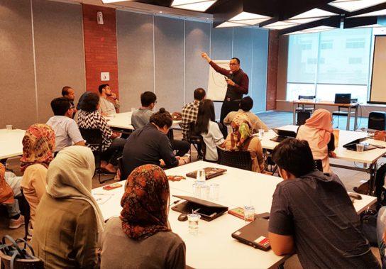Sesi Training Perusahaan