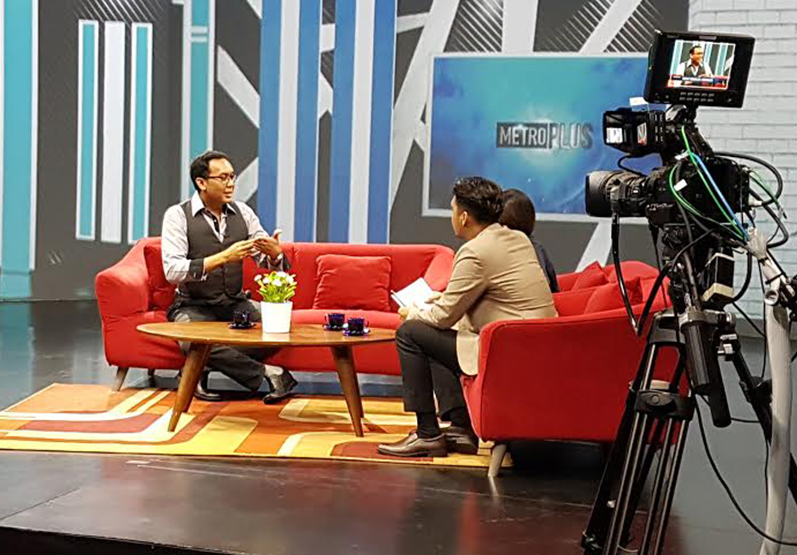 Talkshow Training dan Motivasi