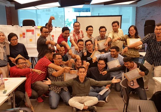 Training Provider Indonesia
