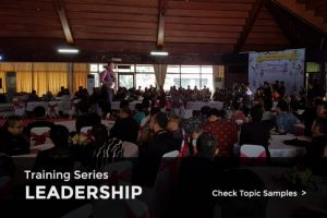 Training Provider Indonesia, Training Leadership, Coaching, Training Management dan Program Pelatihan Leadership Indonesia