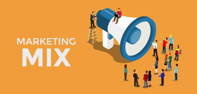 Marketing Mix, Pengertian marketing mix, dan elemen pemasaran dengan 7P marketing mix. marketing mix atau bauran marketing adalah kunci model promosi bisnis.