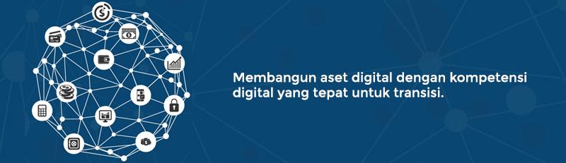 bagaimana membangun aset bisnis digital dan melakukan transisi aset bisnis ke bisnis digital. membangun aset bisnis untuk sukses di era covid- 19 coronavirus