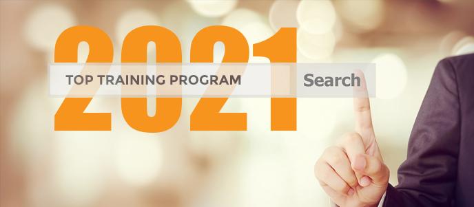 Top 10 program pelatihan 2021 dan trend materi training 2021 untuk organisasi dan perusahaan, trend pelatihan dan kompetensi karyawan, HR, dan manajer perusahaan. Trend materi pelatihan terbaru