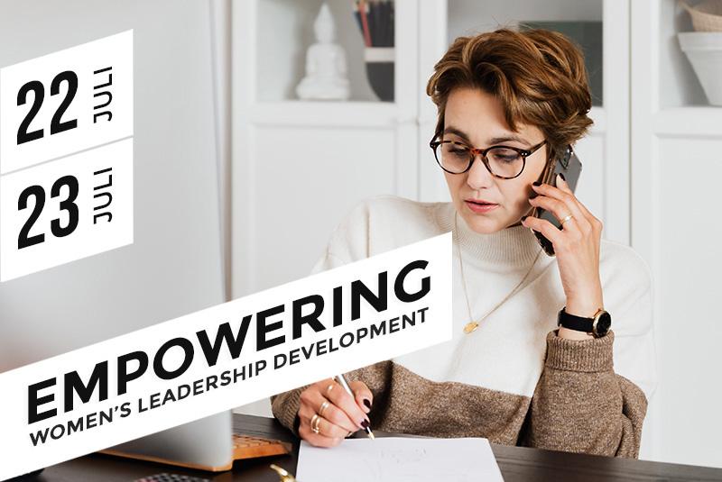 Women Leadership Training Juli 2021